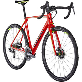 Cube Cross Race C:62 SLT, red'n'green